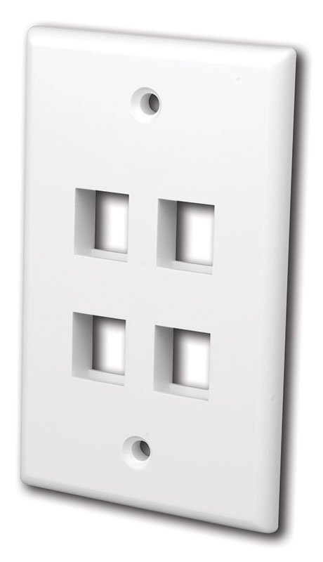 Networking Wall Plates