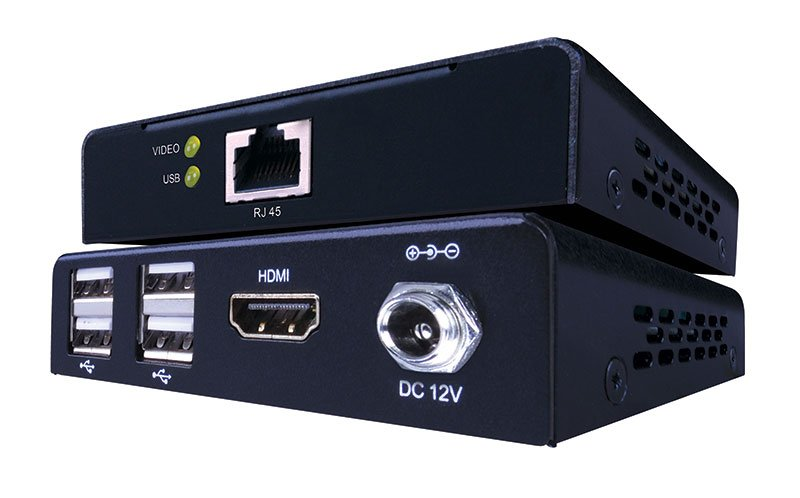 Evolution Hdmi® Extender With Kvm And Poe