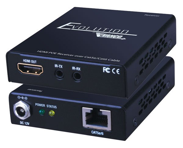 Evolution Hdmi® Poe Receiver