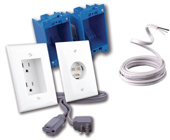 Rapid Link Power™ By Vanco The Complete Install Kit With Romex® Cable