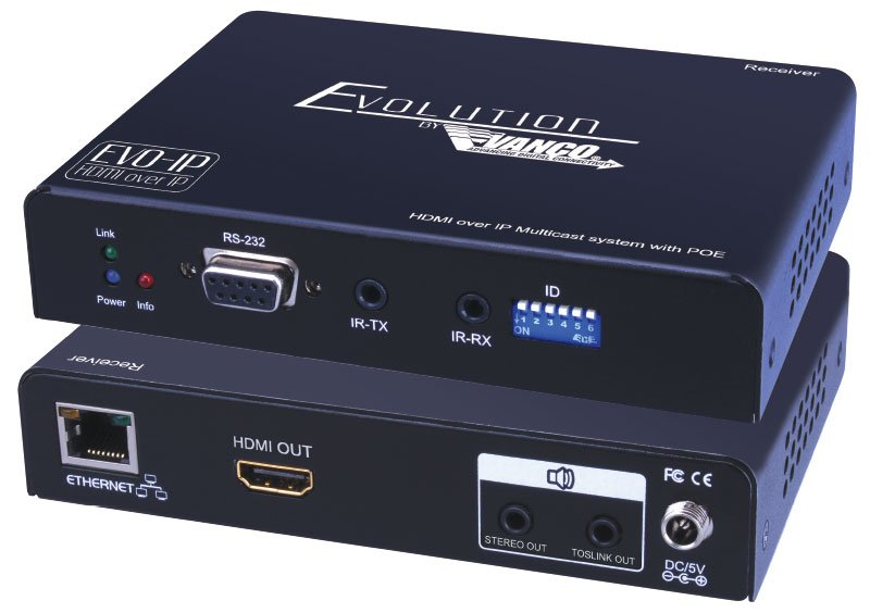 Evo Ip Receiver