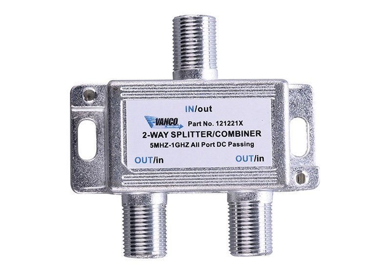 2 Way Splitter/combiner 1x2 Splitter